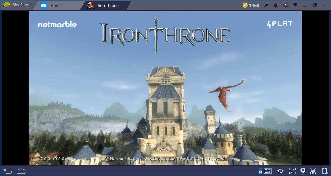 5 lý do không thể bỏ qua Iron Throne, game chiến thuật MMO mới nhất của Netmarble