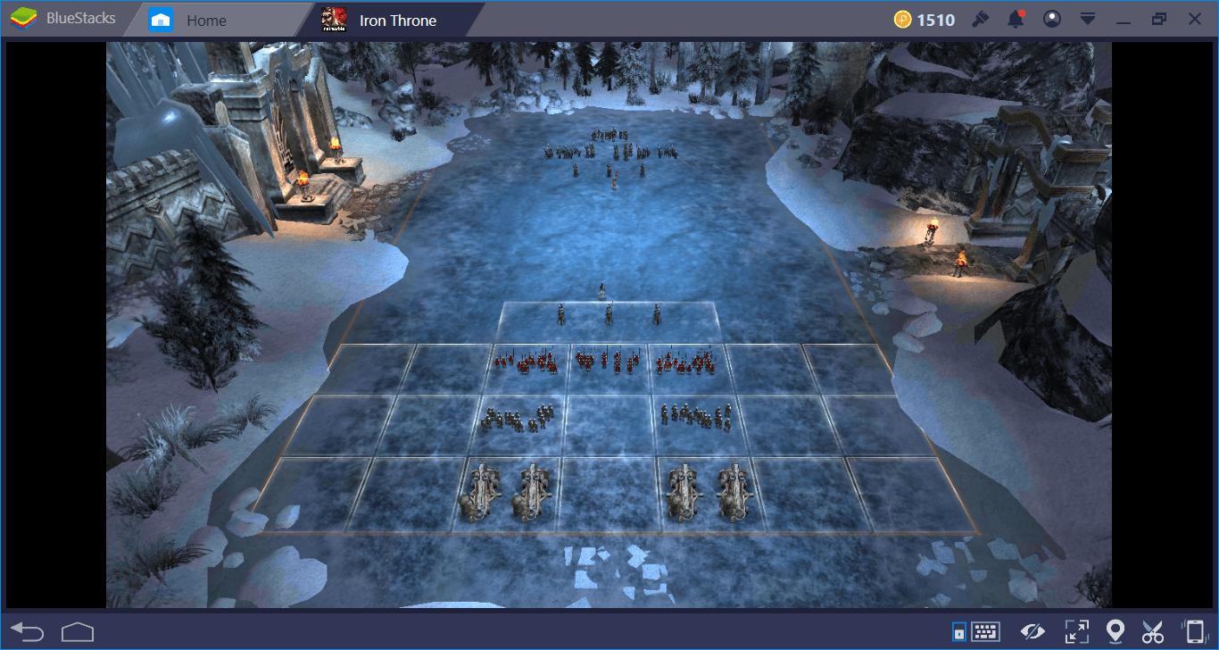 Iron Throne: คู่มือการเล่นที่เหมาะสมที่สุดสำหรับมือใหม่
