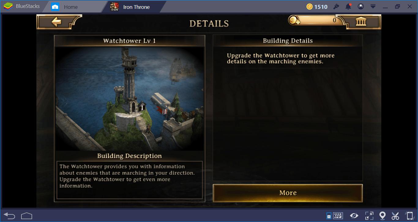 Iron Throne: สุดยอดทิปเทคนิคลับ