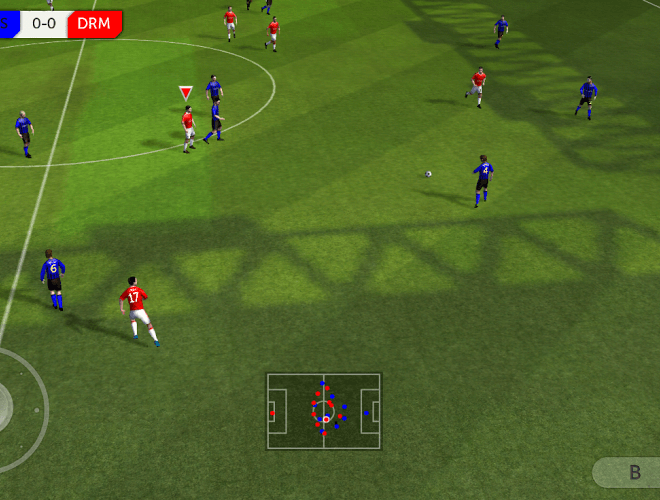 Speel Dream League Soccer on PC 9