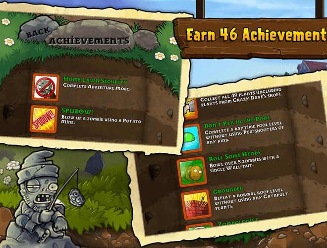 เล่น Plants vs Zombies on PC 6