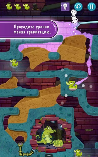 Играй Wheres My Water 2 on PC 10
