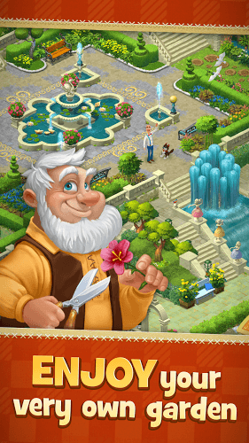Play Gardenscapes on PC 4