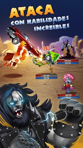 Juega Monster Legends en PC 4