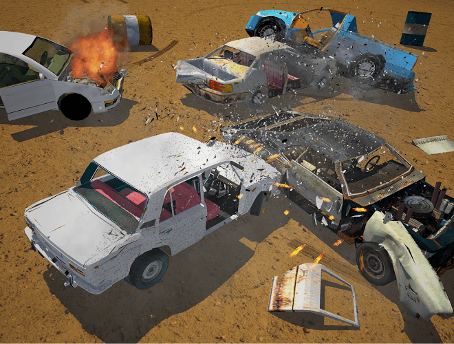 Играй Derby Destruction Simulator На ПК 3