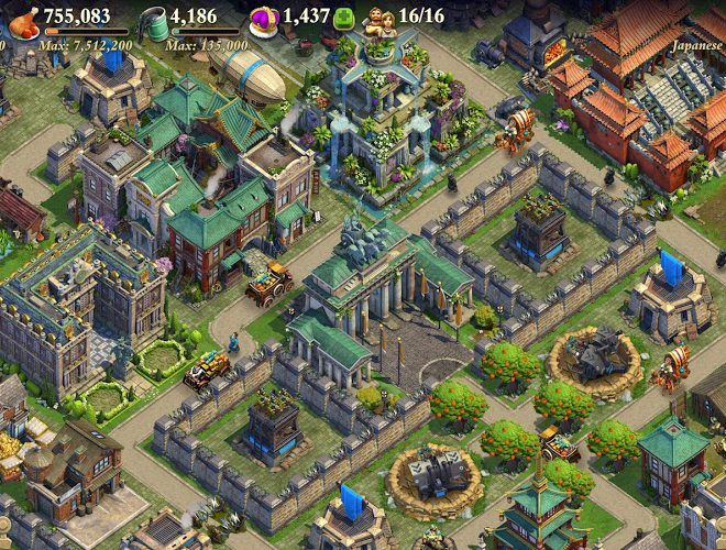 Play DomiNations on PC 12