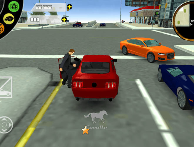Play San Andreas Real Gangsters 3D on pc 10