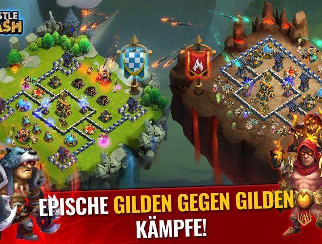 Spiele Castle Clash für PC 9