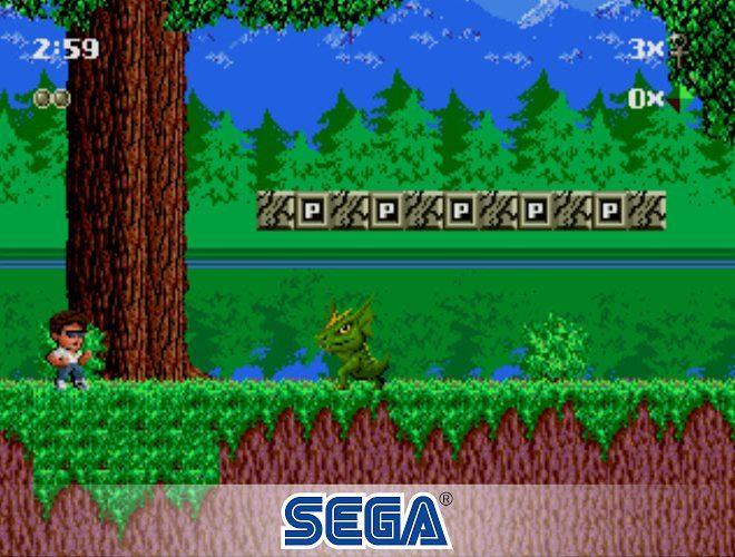 Play Kid Chameleon on PC 8
