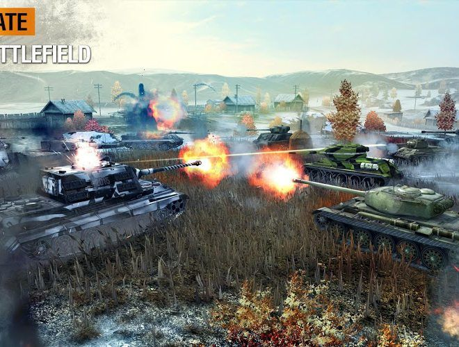 Play World Of Tanks Blitz on PC 12