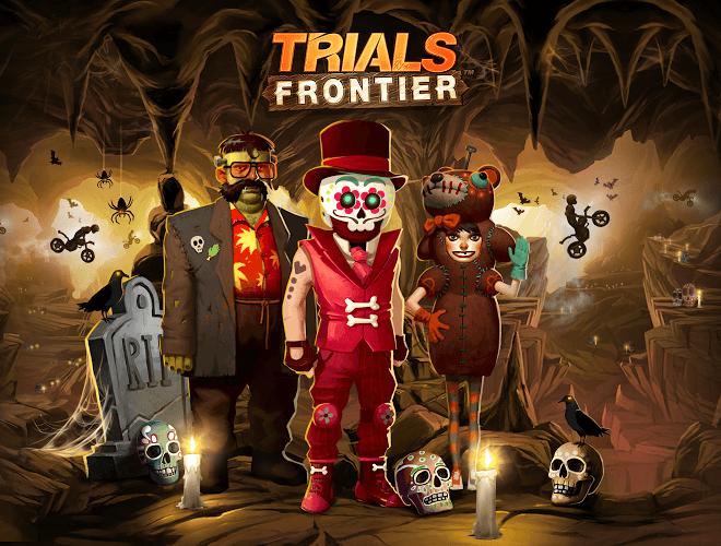 Играй Trials Frontier На ПК 9