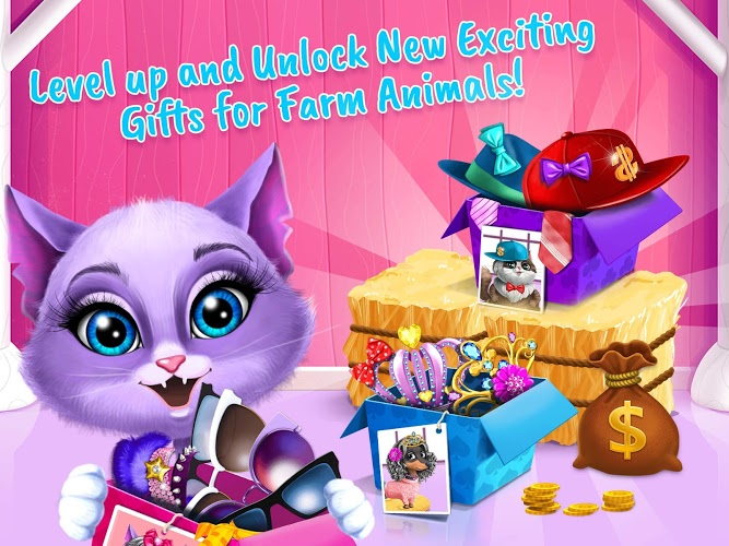 Play Farm Animals Makeover – Cute Virtual Pet Salon on PC 15