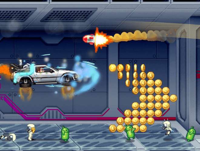 Jogue Jetpack Joyride on pc 5