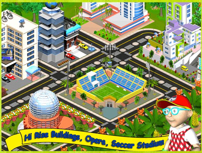 เล่น Dream City pc on PC 9