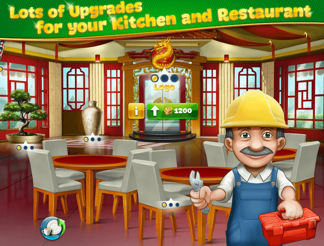إلعب Cooking Fever on pc 19