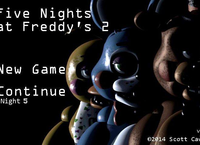 Играй Five Nights at Freddy's 2 На ПК 8