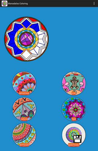 Play Mandala Coloring Pages on PC 22