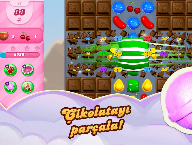 Candy Crush İndirin ve PC'de Oynayın 15