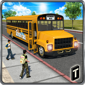 Play School bus Driver 3D on PC 1