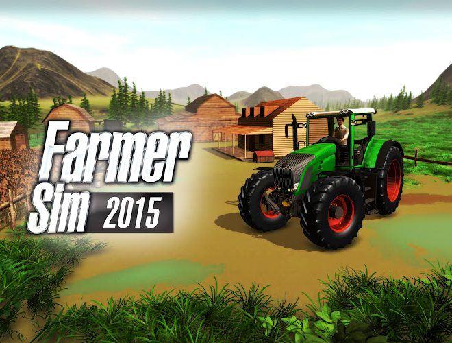 Play Farmer Sim 2015 on pc 2