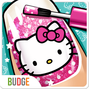 Play Hello Kitty Nail Salon on PC