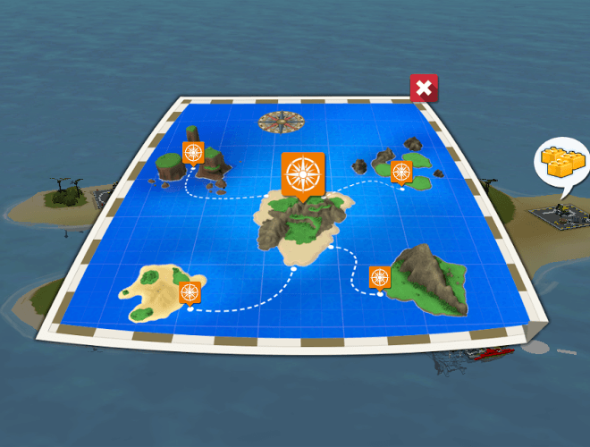 เล่น LEGO® Creator Islands on PC 5