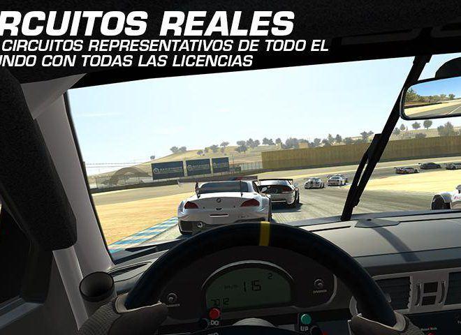 Juega Real Racing 3 en PC 5