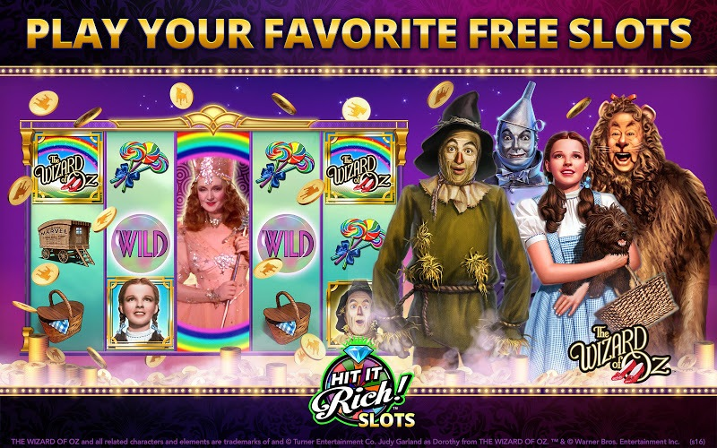 Play Hit it Rich! Free Casino Slots on PC 7
