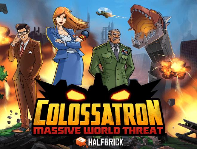 Играй Colossatron На ПК 2