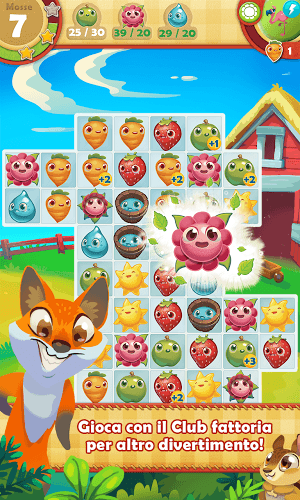 Gioca Farm Heroes for pc 4