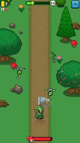 Играй Dash Quest На ПК 15