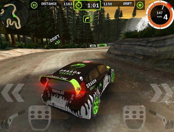 Играй Rally Racer Dirt on PC 12