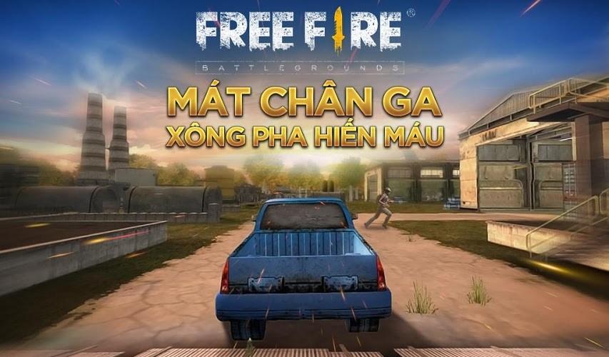 Chơi Free Fire – Battlegrounds on PC 16