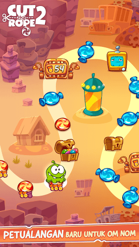 Main Cut The Rope 2 on PC 8