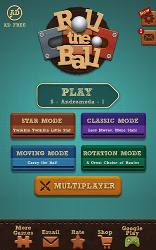 Играй Roll the Ball На ПК 7