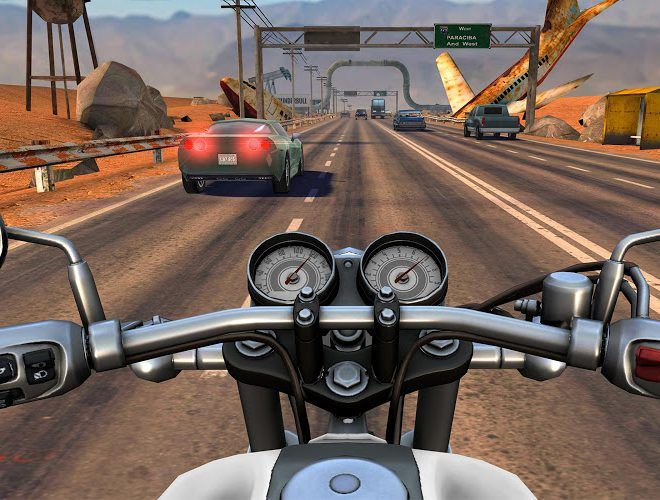 Play Moto Rider GO: Highway Traffic on PC 11