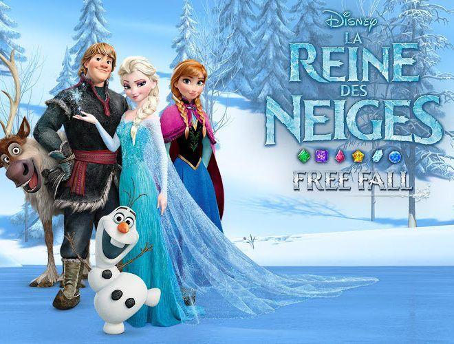 Jouez à  Frozen Free Fall sur PC 12