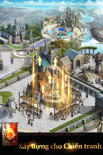 Chơi Rise of the Kings on PC 4