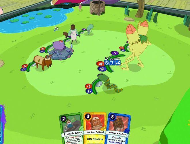 Играй Королевство карточных войн На ПК 4