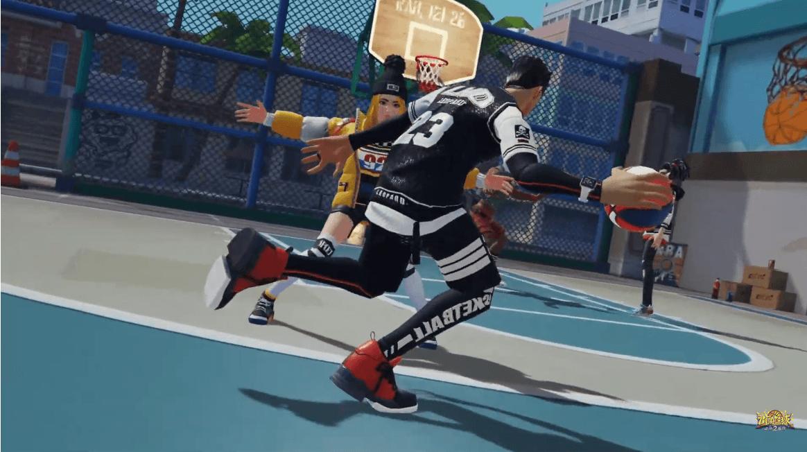 《街頭籃球2:正宗續作》街頭回來了! 3v3真實籃球競技手遊