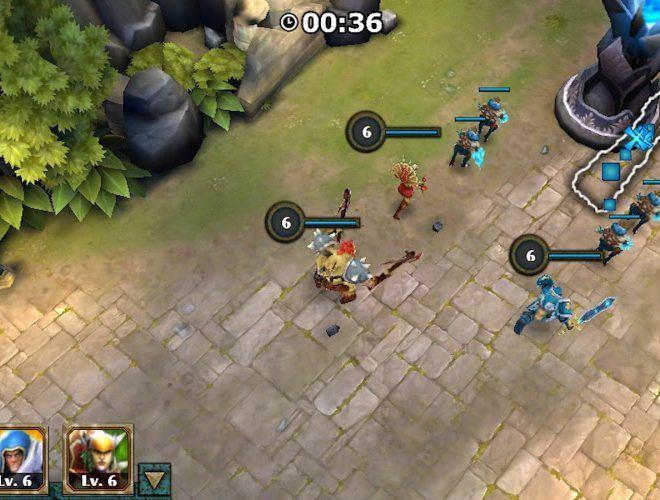 Играй Legendary Heroes На ПК 6