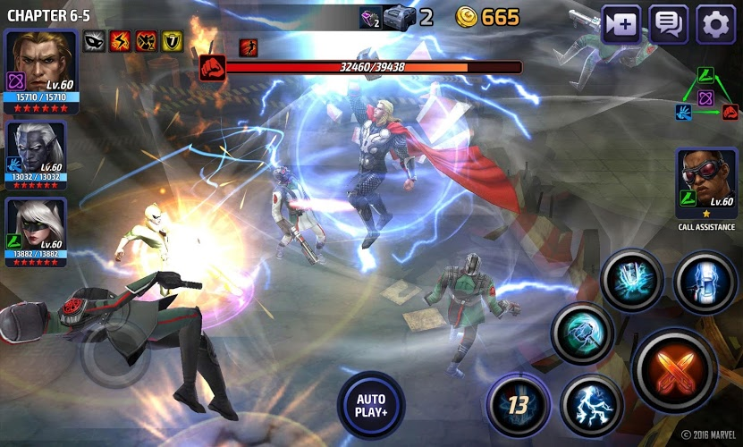 MARVEL Future Fight  İndirin ve PC'de Oynayın 9
