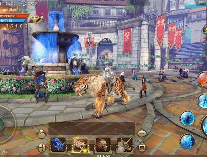 Играй Taichi Panda 3: Dragon Hunter На ПК 20