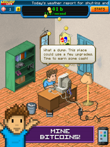 เล่น Bitcoin Billionaire on PC 10