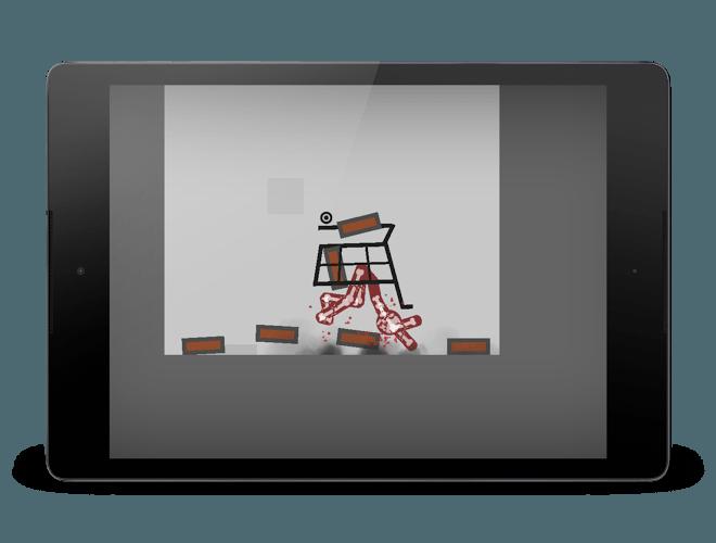 Играй Stickman Dismounting На ПК 12