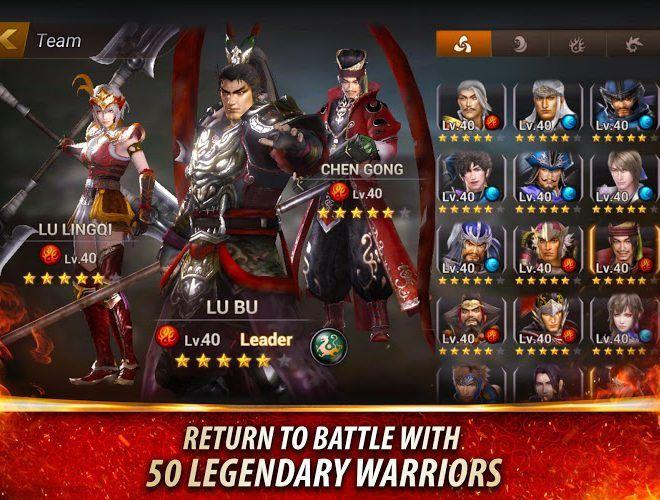 Играй Dynasty Warriors Unleashed На ПК 20