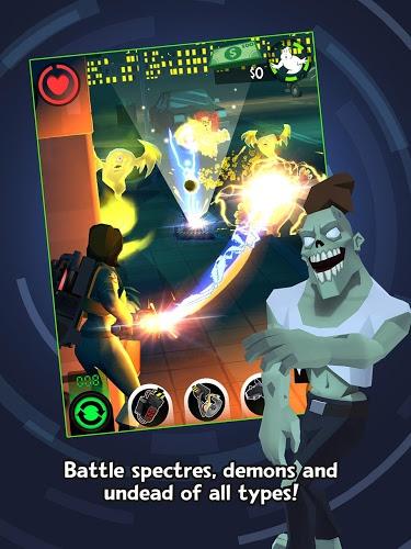 Играй Ghostbusters™: Slime City На ПК 11