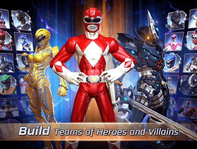 Play Power Rangers: Legacy Wars on pc 3