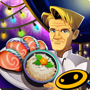 Играй Gordon Ramsay Dash На ПК 1