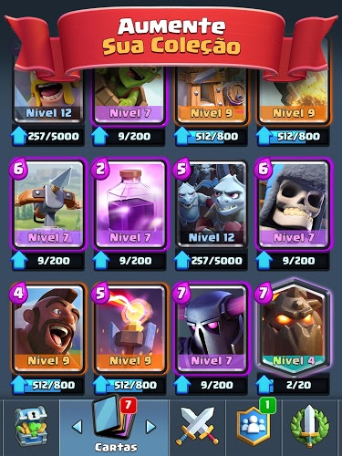 Jogue Clash Royale para PC 10